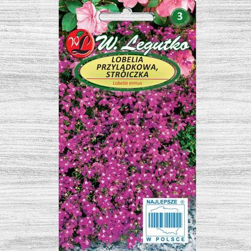 Lobelia curgătoare roșie Legutko imagine 1 articol 78572