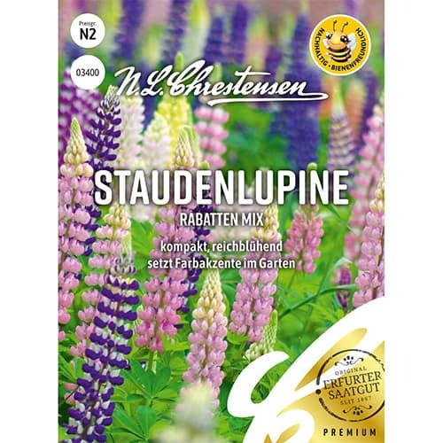 Lupin Border, mix multicolor Chrestensen imagine 1 articol 86196