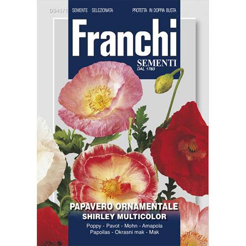 Mac ornamental Shirley, mix multicolor imagine 1 articol 87125
