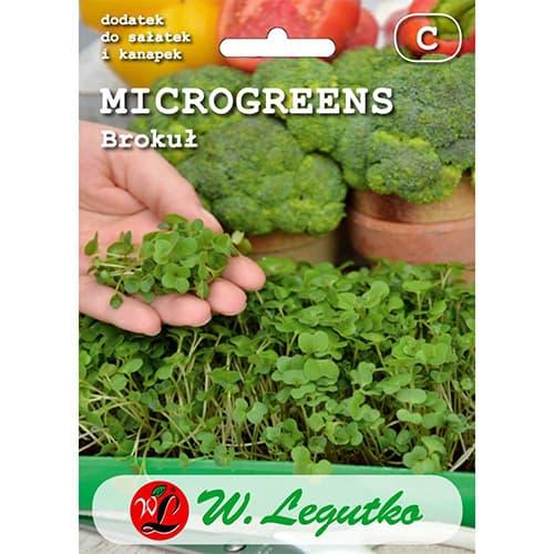 Microplante - Broccoli Legutko imagine 1 articol 78679