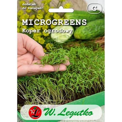 Microplante - Mărar de grădină Legutko imagine 1 articol 78691