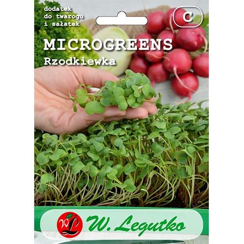 Microplante - Ridiche roșie Legutko imagine 1 articol 78700