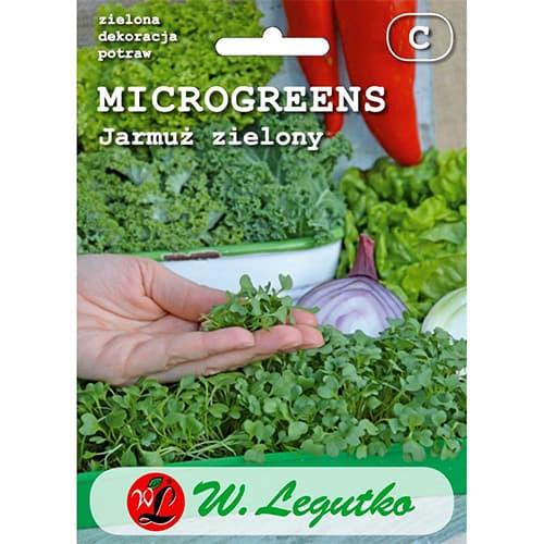 Microplante - Varză kale Legutko imagine 1 articol 78685