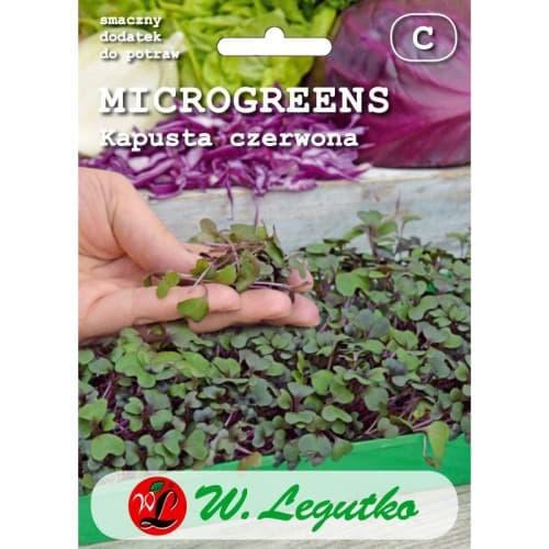 Microplante - Varză roșie Legutko imagine 1 articol 78689