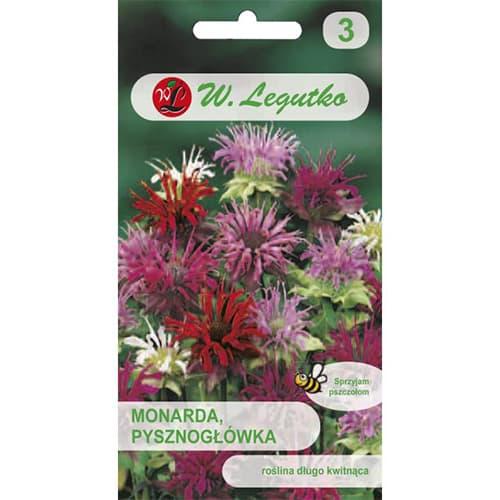 Monardă, mix multicolor Legutko imagine 1 articol 78611