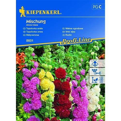 Nalbă de grădină (Alcea) mix multicolor Kiepenkerl imagine 1 articol 86235