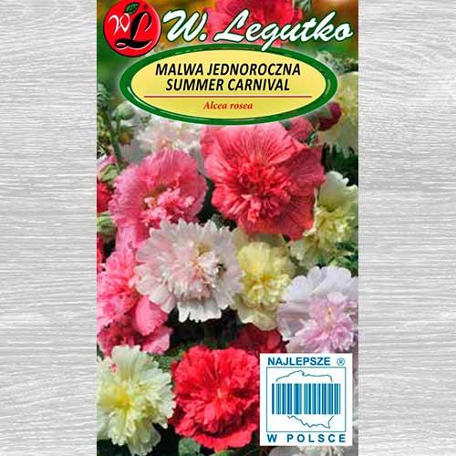 Nalbă Summer Carnival, mix multicolor Legutko imagine 1 articol 69603