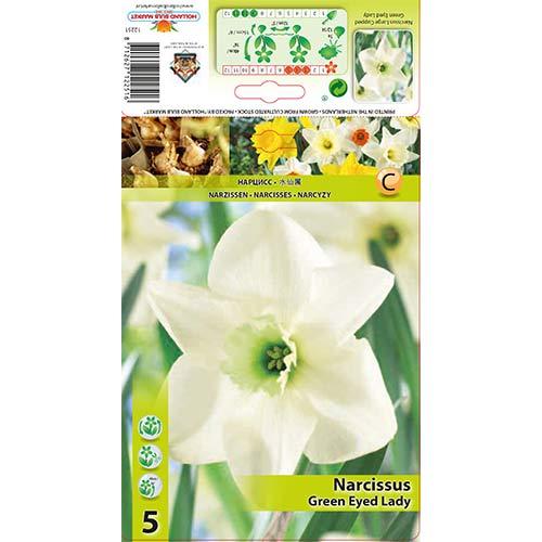 Narcise Green Eyed Lady imagine 1 articol 67429