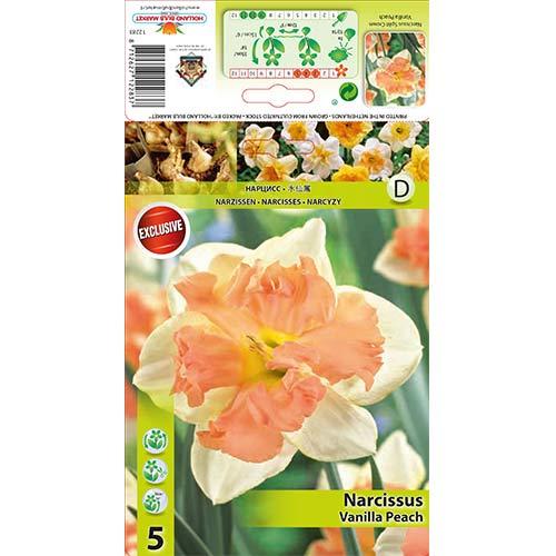 Narcise Vanilla Peach imagine 1 articol 67437