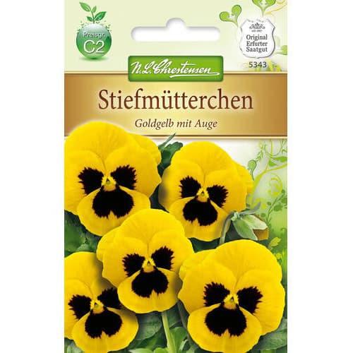 Panseluțe Golden Yellow eyed Chrestensen imagine 1 articol 78961