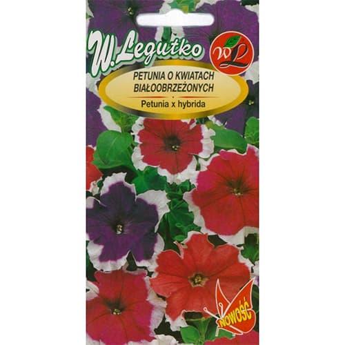 Petunie curgătoare F2, mix multicolor Legutko imagine 1 articol 78641
