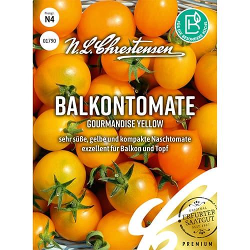 Roșie Gourmandise Yellow Chrestensen imagine 1 articol 86023