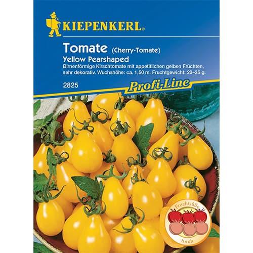 Roșie Yellow Pearshaped Kiepenkerl imagine 1 articol 86423
