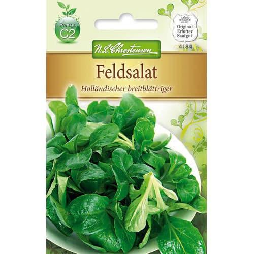 Salată de câmp (Fetică) Hollandischer Breitblattriger Chrestensen imagine 1 articol 78767