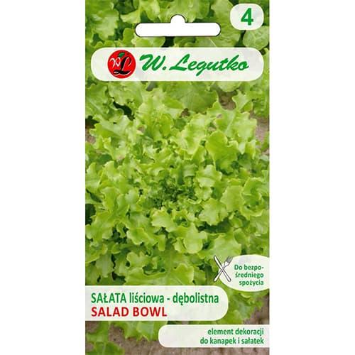 Salată de frunze Salad Bowl Legutko imagine 1 articol 78500