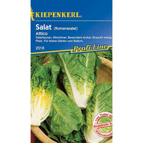 Salată romană Attico Kiepenkerl imagine 1 articol 86515