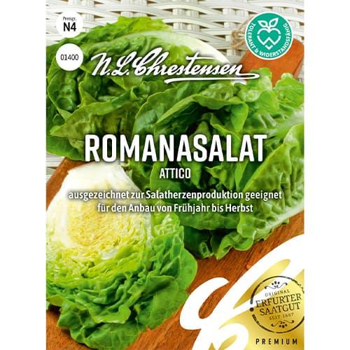Salată romană Attico Chrestensen imagine 1 articol 86092