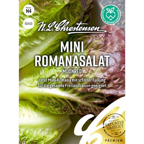 Salată romană Moonred Chrestensen imagine 1 articol 86062