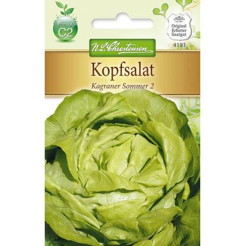 Salată verde Kagraner Sommer 2 Chrestensen imagine 1 articol 78769