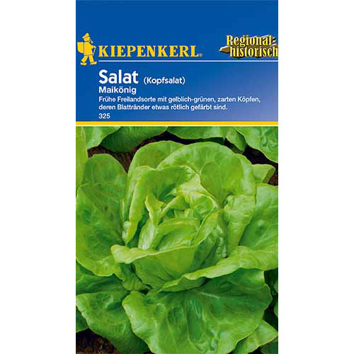 Salată verde May King Kiepenkerl imagine 1 articol 86464