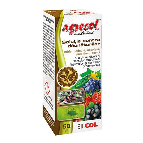 Soluţie Bio Silcol împotriva dăunătorilor imagine 1 articol 86578