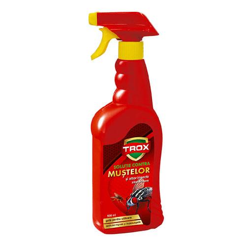Soluţie Trox împotriva muştelor şi a altor insecte zburătoare imagine 1 articol 86607