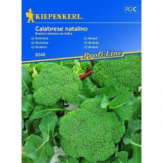 Broccoli Calabrese natalino Kiepenkerl imagine 5