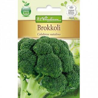 Broccoli Calabrese natalino Chrestensen imagine 4
