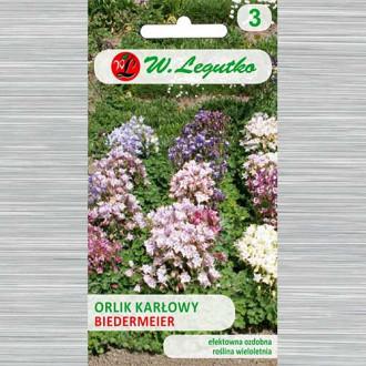 Căldărușe Biedermeier, mix multicolor Legutko imagine 1