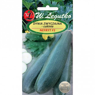 Dovlecel zucchini Nefryt F1 Legutko imagine 3