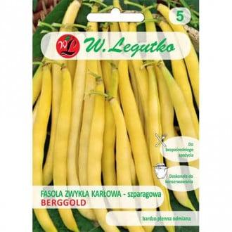 Fasole oloagă galbenă Berggold Legutko imagine 5
