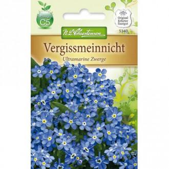 Floare de nu mă uita Ultramarine Chrestensen imagine 7