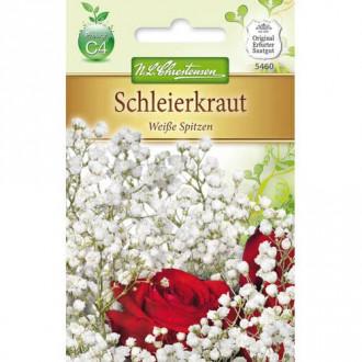 Floarea miresei (Gypshopila) White Tips Chrestensen imagine 1