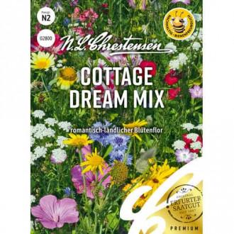 Flori de grădină Cottage Dream, mix multicolor Chrestensen imagine 1