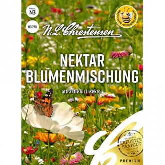 Flori de grădină Nectar Flowers, mix multicolor Chrestensen imagine 2