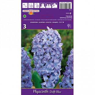 Zambile Delft Blue imagine 1