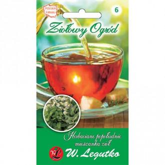 Ierburi aromatice Afternoon Tea, amestec Legutko imagine 3