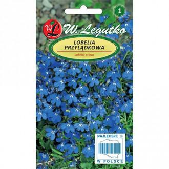 Lobelia curgătoare, mix multicolor Legutko imagine 1