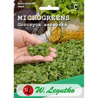 Microplante - Muștar Legutko imagine 1