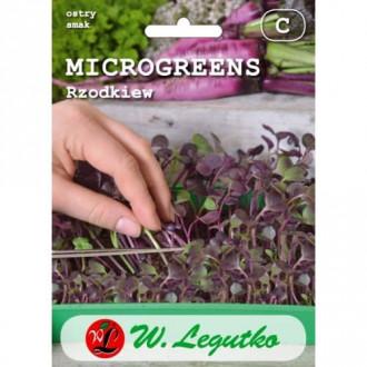 Microplante - Ridiche Legutko imagine 6