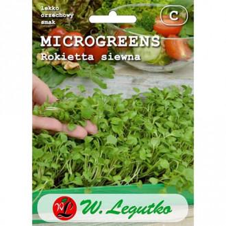 Microplante - Rucola Legutko imagine 2
