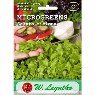 Microplante - Salată verde Legutko imagine 8
