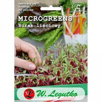 Microplante - Sfeclă Legutko imagine 7