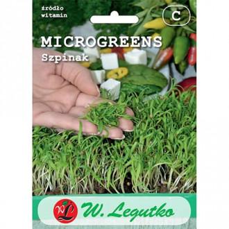 Microplante - Spanac Legutko imagine 4