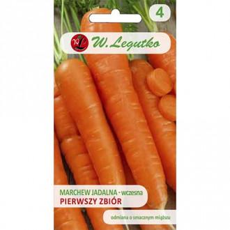 Morcovi Prima recoltă Legutko imagine 2