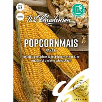 Porumb de popcorn Nana F1 Chrestensen imagine 8