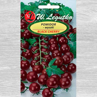 Roșie Black Cherry Legutko imagine 3