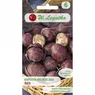 Varză de Bruxelles Legutko imagine 5
