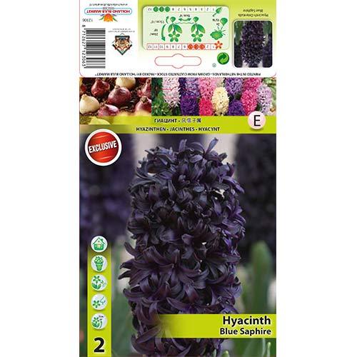 Zambile Blue Saphire imagine 1 articol 67358