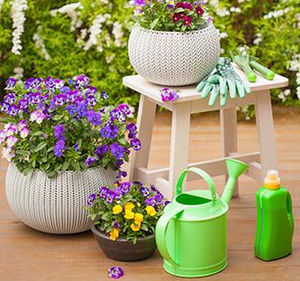 Accesorii pentru grădină